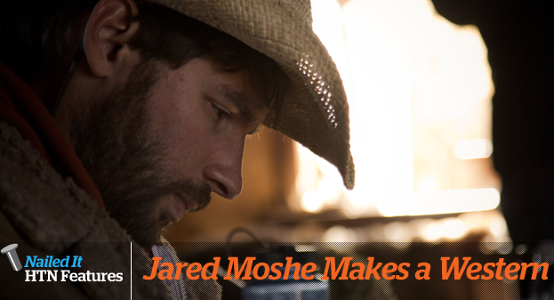 A Conversation With Jared Moshe (DEAD MAN'S BURDEN)