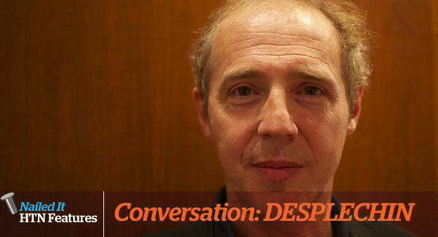 A Conversation With Arnaud Desplechin (JIMMY P: PSYCHOTHERAPY OF A PLAINS INDIAN)