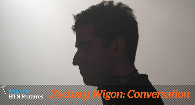 A Conversation with Zachary Wigon (THE HEART MACHINE)