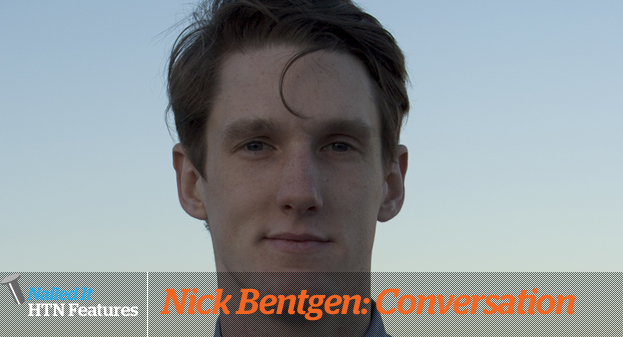 A Conversation With Nick Bentgen (NORTHERN LIGHT)