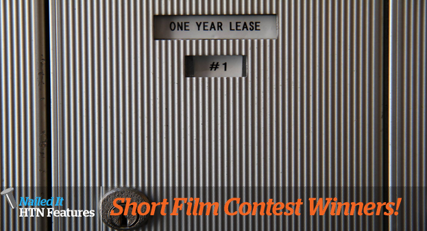 SHORT FILM CONTEST WINNER/RUNNERS-UP: SUMMER '14