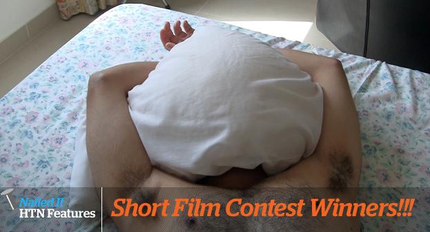 SHORT FILM CONTEST WINNER/RUNNER-UP: FALL '14