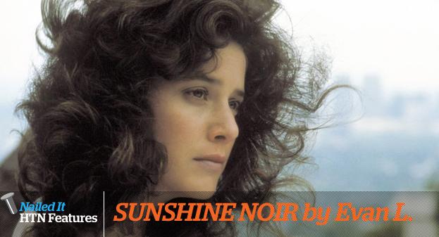 SUNSHINE NOIR by Evan Louison
