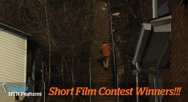 SHORT FILM CONTEST WINNER/RUNNER-UP: WINTER '15