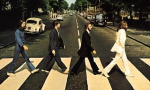 "The Beatles ""Abbey Road"" Cover"