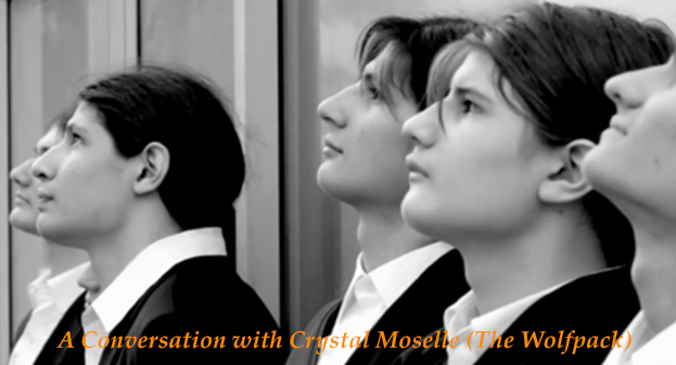 A Conversation with Crystal Moselle (THE WOLFPACK)