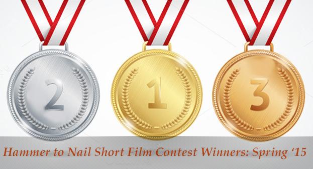 Short Film Contest Winner/Runner Up: Spring '15