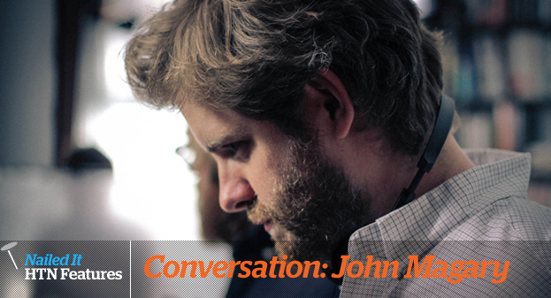 A Conversation With John Magary (THE MEND)
