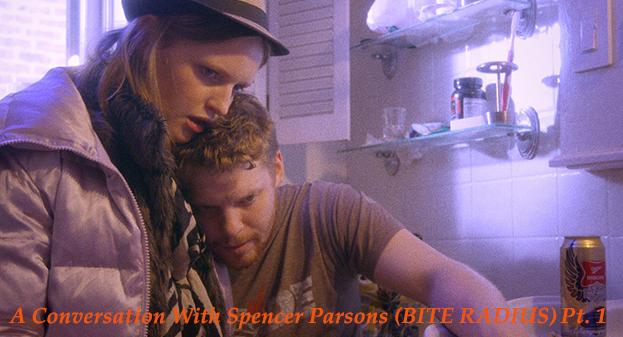A Conversation With Spencer Parsons (BITE RADIUS)