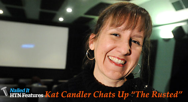 """KAT CANDLER CHATS UP HER NEW SHORT """"THE RUSTED"""""""