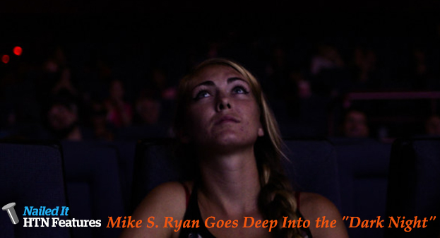"Mike S. Ryan Goes Deep Into the ""Dark Night"""