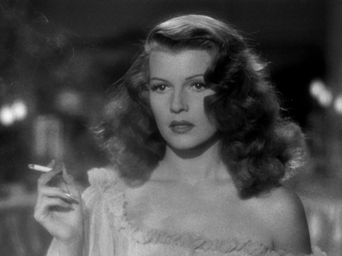 Gilda and Her Gowns   From the Current   The Criterion Collection