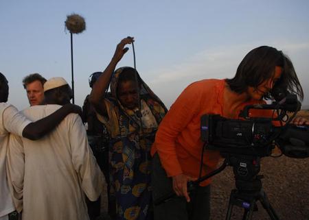 Camerapersonstill