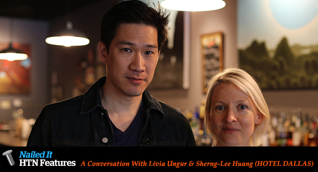A Conversation With Livia Ungur & Sherng-Lee Huang (HOTEL DALLAS)