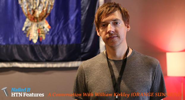 A Conversation With William Kirkley (ORANGE SUNSHINE)