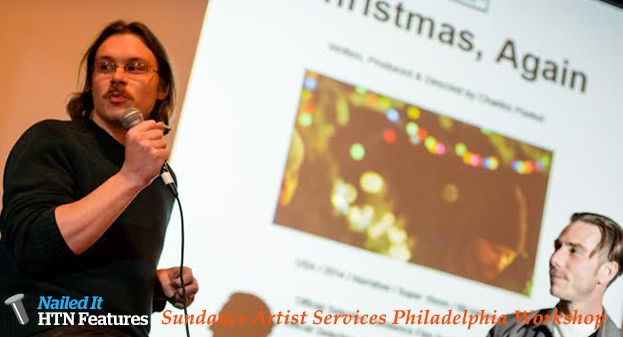 Sundance Artist Services Philadelphia Workshop