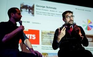 George Schmalz of Kickstarter