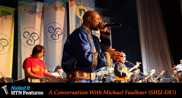 A Conversation With Michael Faulkner (SHU-DE!)