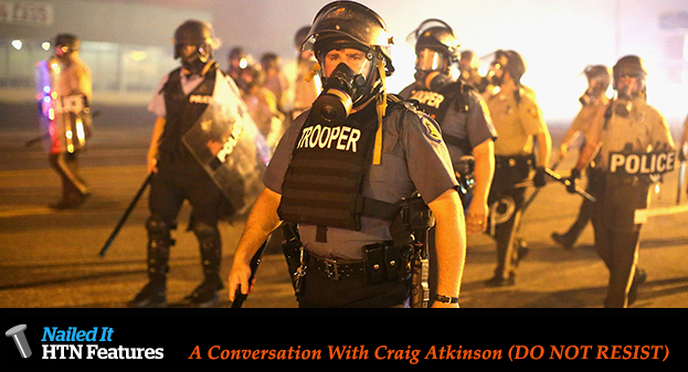 A Chat With Craig Atkinson (DO NOT RESIST)