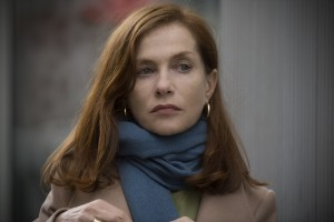 "Isabelle Huppert in ""Elle"""
