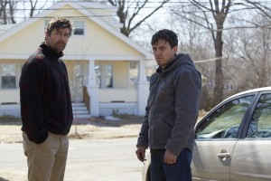 "Kyle Chandler & Casey Affleck in ""Manchester by the Sea"""