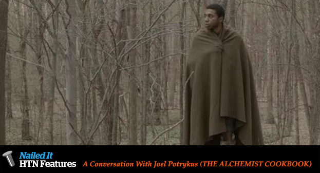 A Conversation With Joel Potrykus (THE ALCHEMIST COOKBOOK)