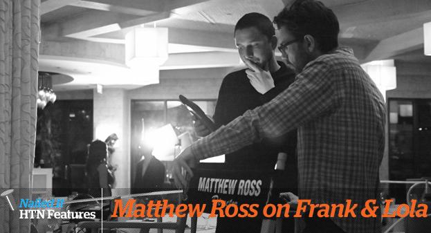 A Conversation With Matthew Ross (FRANK & LOLA)