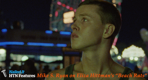 "Mike S. Ryan Digs Into ""Beach Rats"""