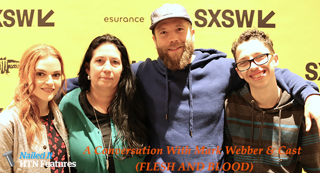 A Conversation With Mark Webber & Cast (FLESH AND BLOOD)