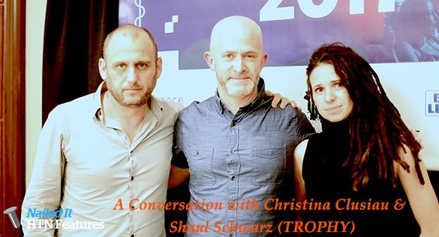 A Conversation with Christina Clusiau and Shaul Schwarz (TROPHY)