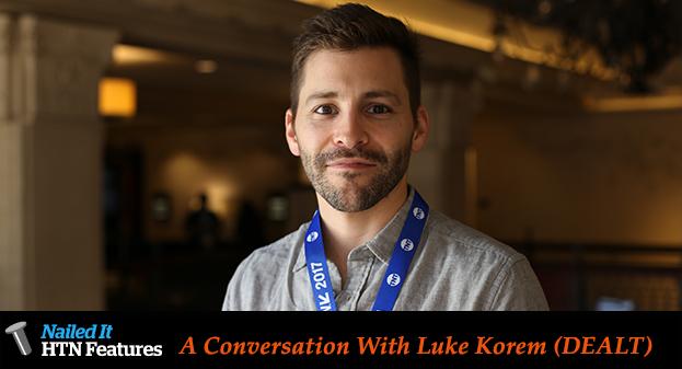 A Conversation With Luke Korem (DEALT)
