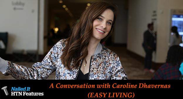 A Conversation with Caroline Dhavernas (EASY LIVING)