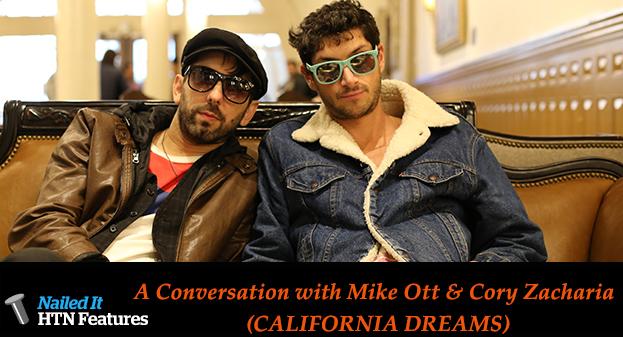 A Conversation with Mike Ott & Cory Zacharia (CALIFORNIA DREAMS)