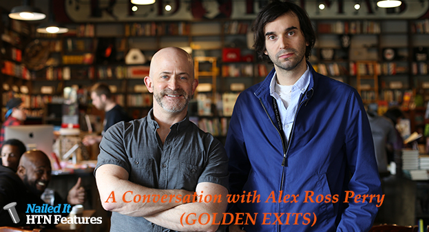 A Conversation with Alex Ross Perry (GOLDEN EXITS)