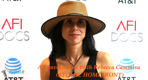 A Conversation With Rebecca Cammisa (ATOMIC HOMEFRONT)