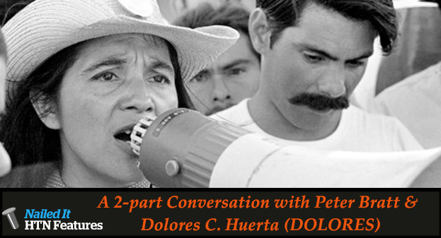 A Conversation with Peter Bratt and Dolores C. Huerta (DOLORES) Part One