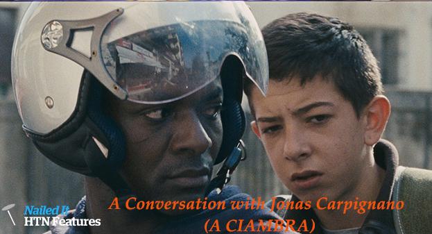A Conversation with Jonas Carpignano (A CIAMBRA)