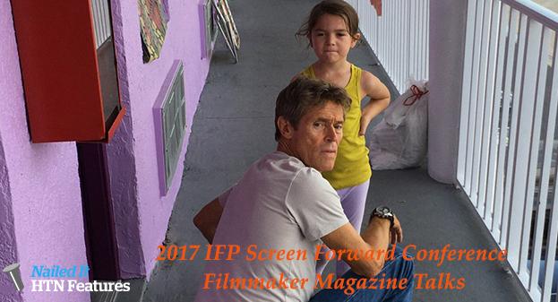 2017 IFP Screen Forward Conference Filmmaker Magazine Talks