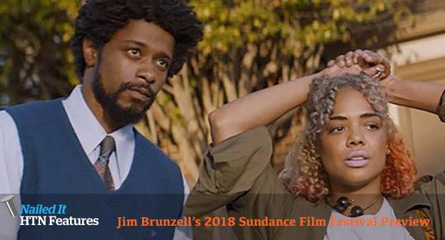 Jim Brunzell's 2018 Sundance Film Festival Preview