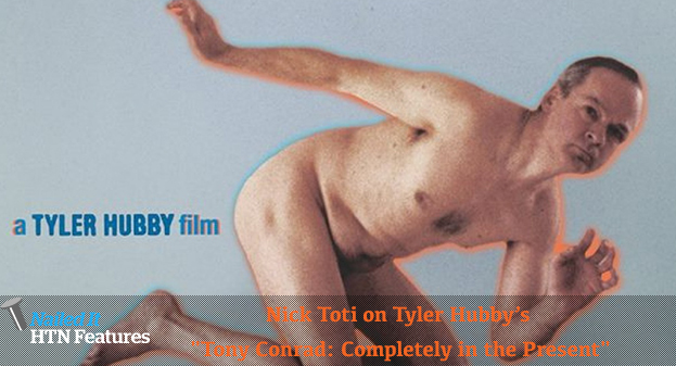 """Nick Toti on Tyler Hubby's """"Tony Conrad: Completely in the Present"""""""