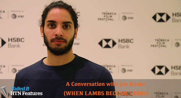 A Conversation with Jon Kasbe (WHEN LAMBS BECOME LIONS)