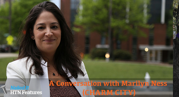 A Conversation with Marilyn Ness (CHARM CITY)