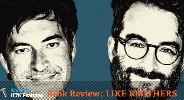 Book Review: LIKE BROTHERS