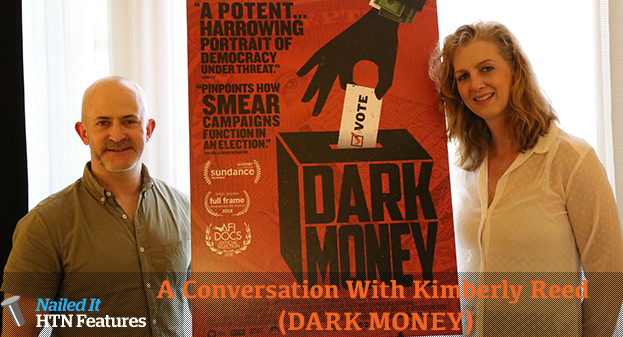 A Conversation With Kimberly Reed (DARK MONEY)