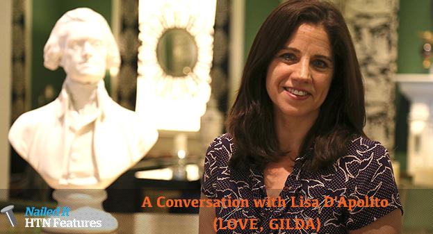 A Conversation with Lisa D'Apolito (LOVE, GILDA)