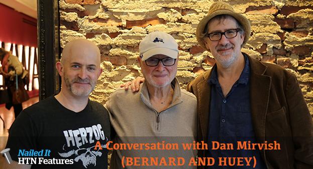 A Conversation with Dan Mirvish (BERNARD AND HUEY)