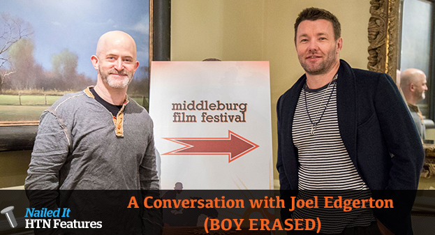 A Conversation with Joel Edgerton (BOY ERASED)