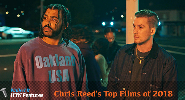 Chris Reed's Top Films of 2018