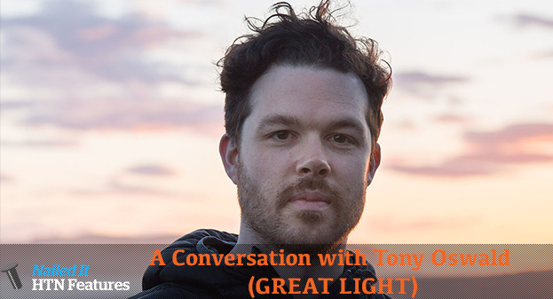 A Conversation with Tony Oswald (GREAT LIGHT)