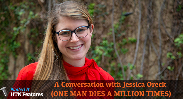 A Conversation with Jessica Oreck (ONE MAN DIES A MILLION TIMES)
